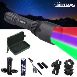 100Yard 1 Mode C10 Green/Red/ UV Light Tactical Hunting 1865