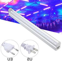 24LED UV Black Light Fixtures 30CM Strip Bar Party Club DJ L