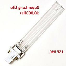 2pcs 9W 9 watt UV Light Bulbs for Tetra Pond Filter