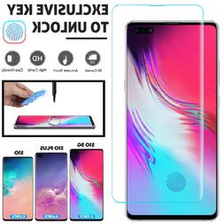 2Pcs For Samsung Galaxy S10 5G/S10 Plus Screen Protector UV