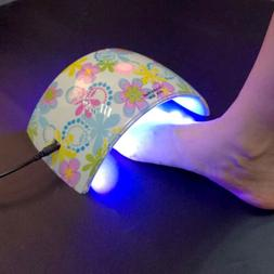 36/48W UV LED Light Lamp Nail Dryer Gel Polish Curing Lamp A
