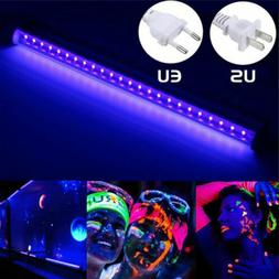 40 LED UV Black Light Fixtures UV Light Bar LED Strip Party
