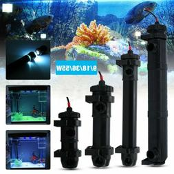 55W Aquarium UV Sterilizer Light Clarifier Pond Fish Koi Ree