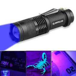 UV Ultra Violet Blacklight Flashlight Lamp Torch Inspection
