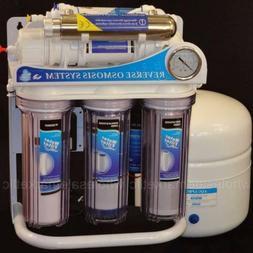 Reverse Osmosis UV Light Water Filter System Ultraviolet Ste