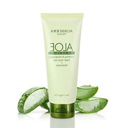 Aloderma Pure Aloe Vera Gel - Soothes and Hydrates Dry, Itch