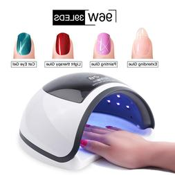 <font><b>UV</b></font> LED Nail Dryer 96W Professional Curin
