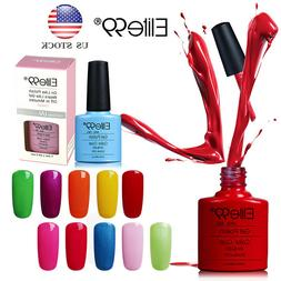 Elite99 Gel Nail Polish Manicure Soak Off  UV LED Varnish La