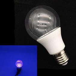 elegantstunning LED 6W Germicidal Ultraviolet Lamp UV Light