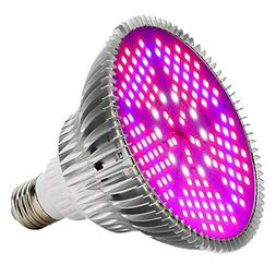 100W Led Grow Light Bulb Full Spectrum,Plant Light Bulb with