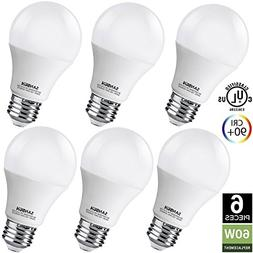Ascher GU10 COB LED Bulbs, 50W Halogen Bulbs Equivalent, 5W,