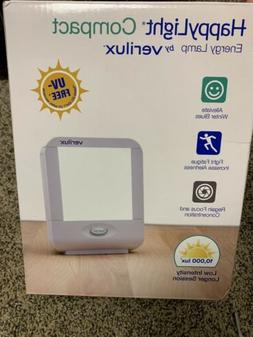 Verilux HappyLight Compact Personal, Portable Light Therapy