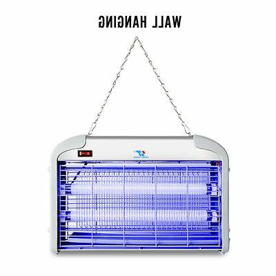 110V UV Killer Bug Zapper Light Catcher
