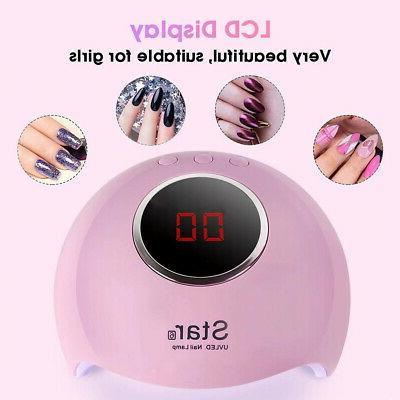 120W UV Light Nail
