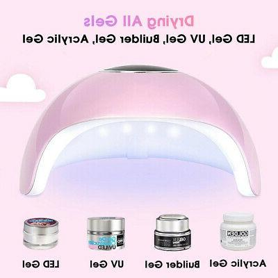 120W Nail UV Gel Nail Machine