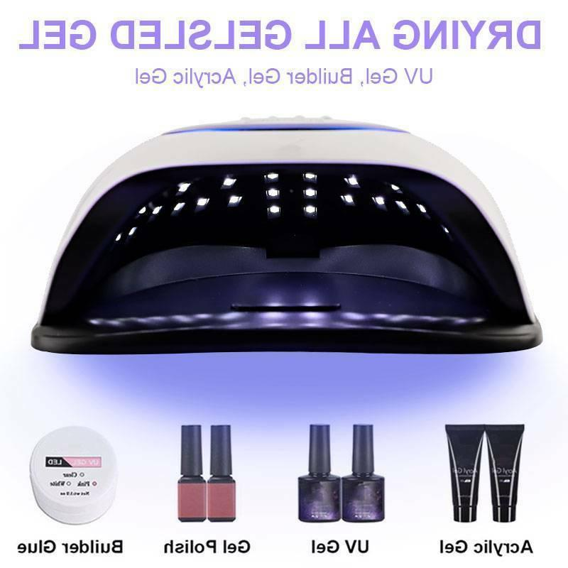 2-in-1 Dryer Lamp Gel Light 4518