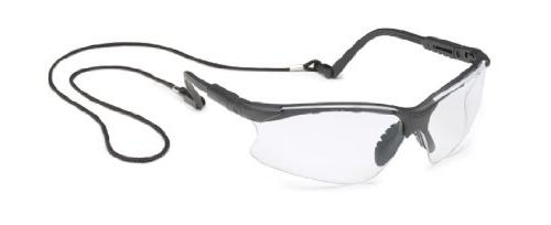 16gb79 scorpion adjustable safety glasses clear anti