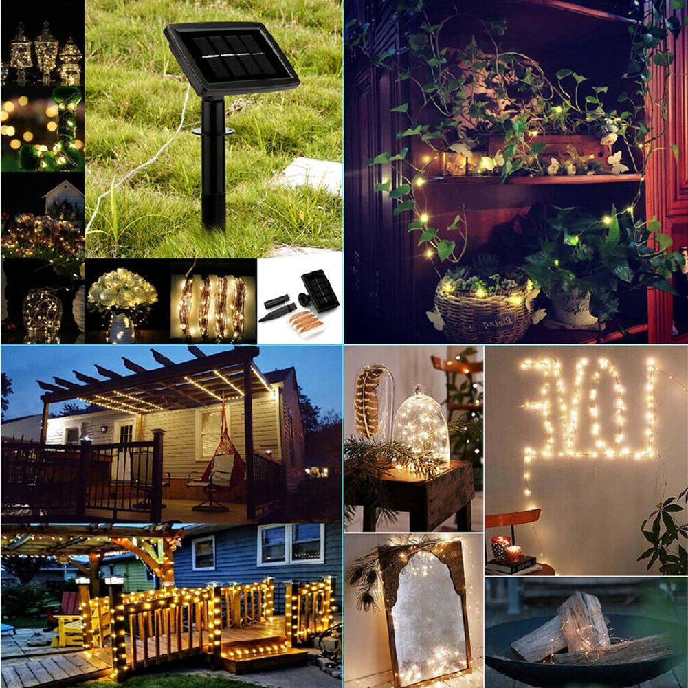 100-200 LED String Outdoor