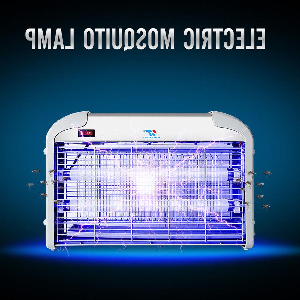 20W UV Fly Bug Pest Zapper Mosquito For Indoor