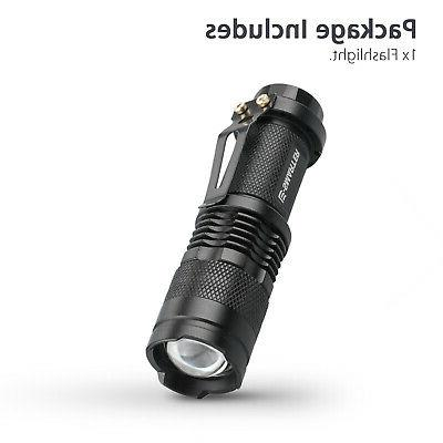 1/2x LED Flashlight 365nM Inspection Lamp