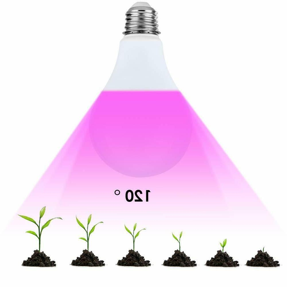 40 LED Bulb UV Growing Full Spectrum for
