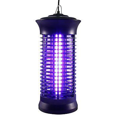 Bug Zapper Electric Mosquito Insect Fly Killer w UV Light Tr
