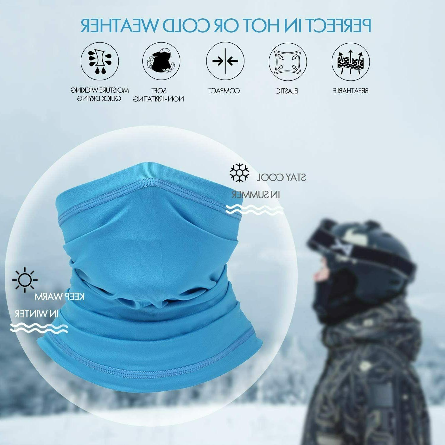 Cooling Protection Face Cover Sunscreen Balaclava