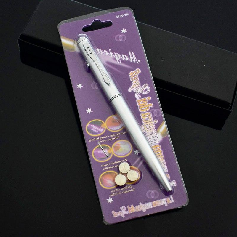 Creative <font><b>Light</b></font> Invisible Pen Item For Gifts School
