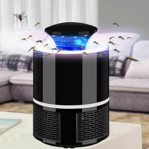 Electric UV Mosquito Lamp Bug Insect Trap @