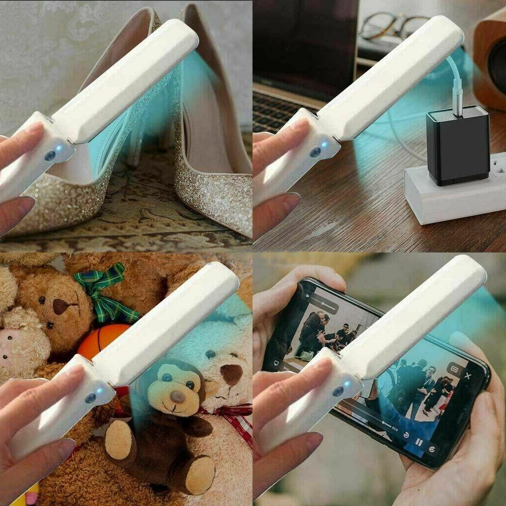 Ultra Violet Bacteria Germ Home Tool