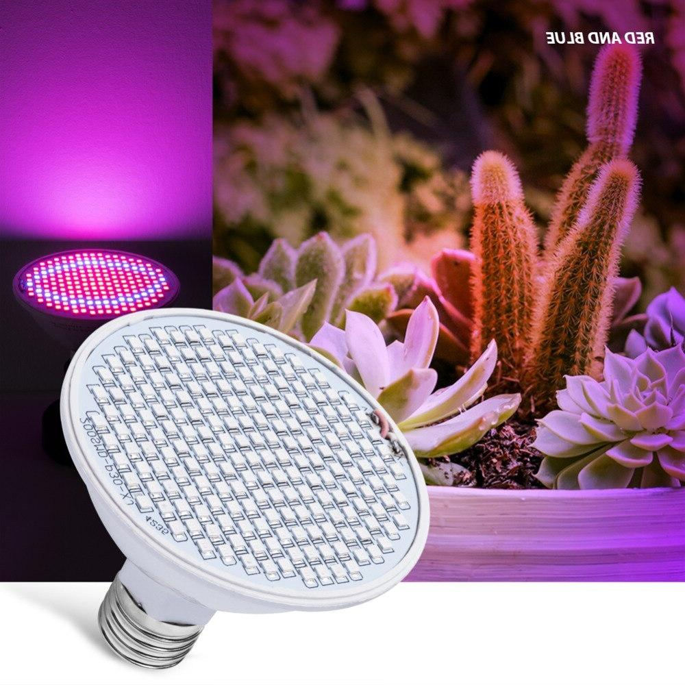 Full Grow 126 200leds <font><b>UV</b></font> Growth For Indoor Flowers