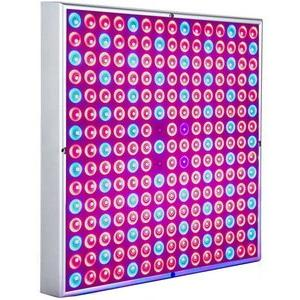 45W Grow Light for Indoor Plants Growing Lamp LEDs UV IR Spectrum Panel for Seedling by