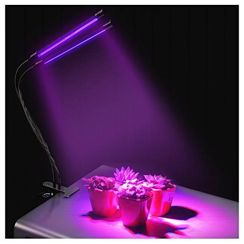 INFRAY Head Plant Timing Spectrum led Grow 400~840nm Adjustable Grow for Adapter