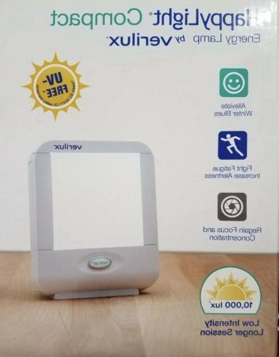 happylight compact personal portable light therapy energy