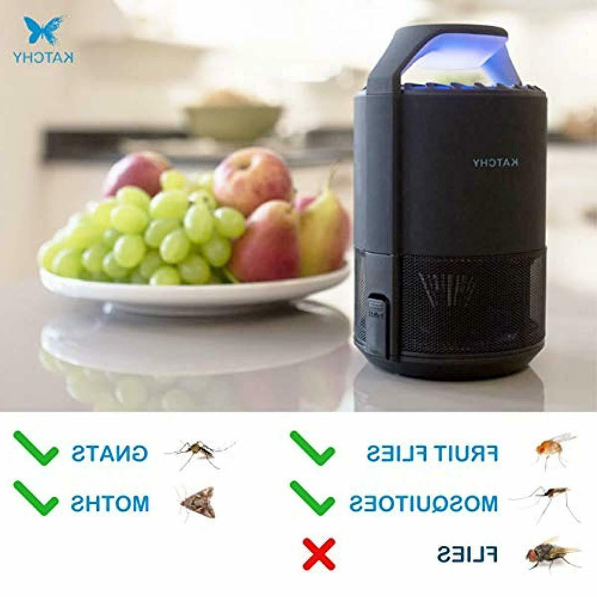 Home Light Insect Pest Fly Killer Bug Catcher