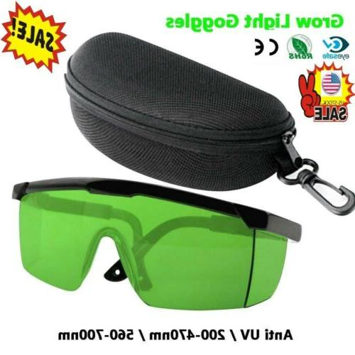 Indoor Light Eyewear HID Tent Glasses UV