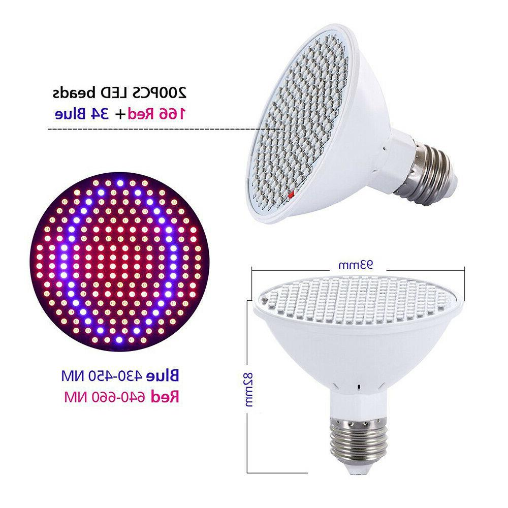 LED 200LEDs UV IR for Plant