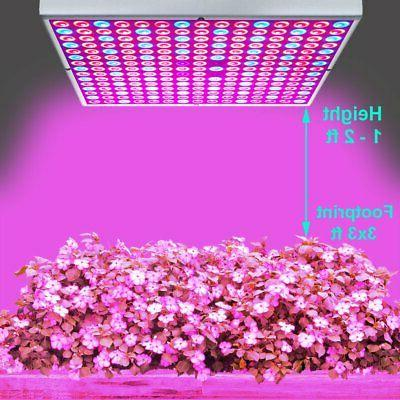 Osunby 45W UV IR Growing Lamp for Hydroponic
