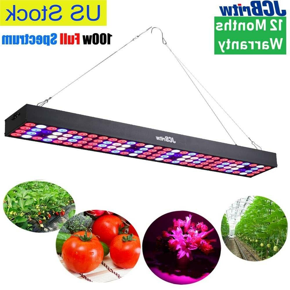 led grow light for indoor plants full