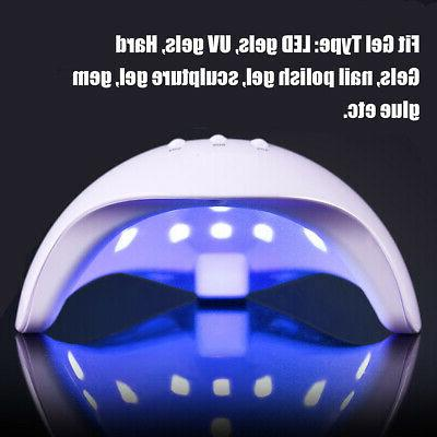 Nail Dryer UV Light for Polish Machine Manicure