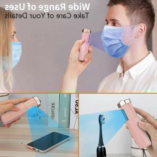 Portable Germicidal Disinfection Rechargeable UV Outdoor