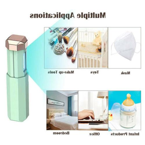 Portable Disinfection Rechargeable UV Sterilizer Light Outdoor