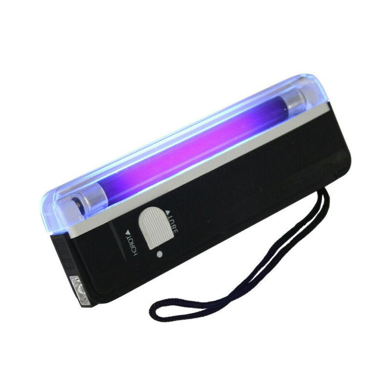 Handheld UV Torch Blacklight With LED