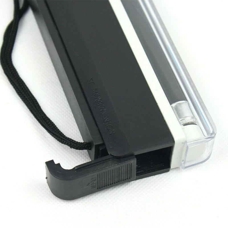 Handheld Black Torch LED Small counterfeit