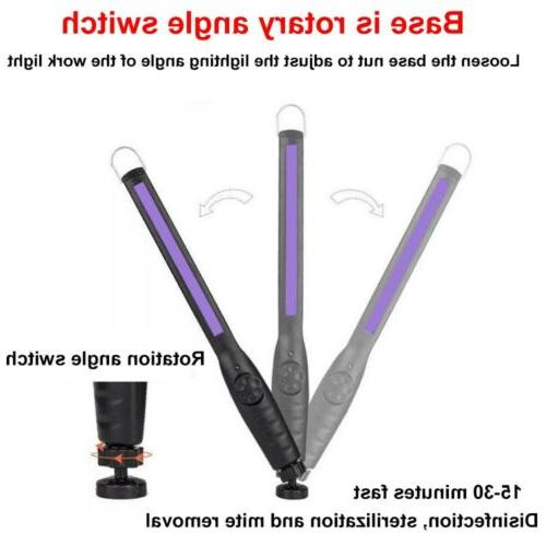 Portable LED Lamp Handheld Disinfection
