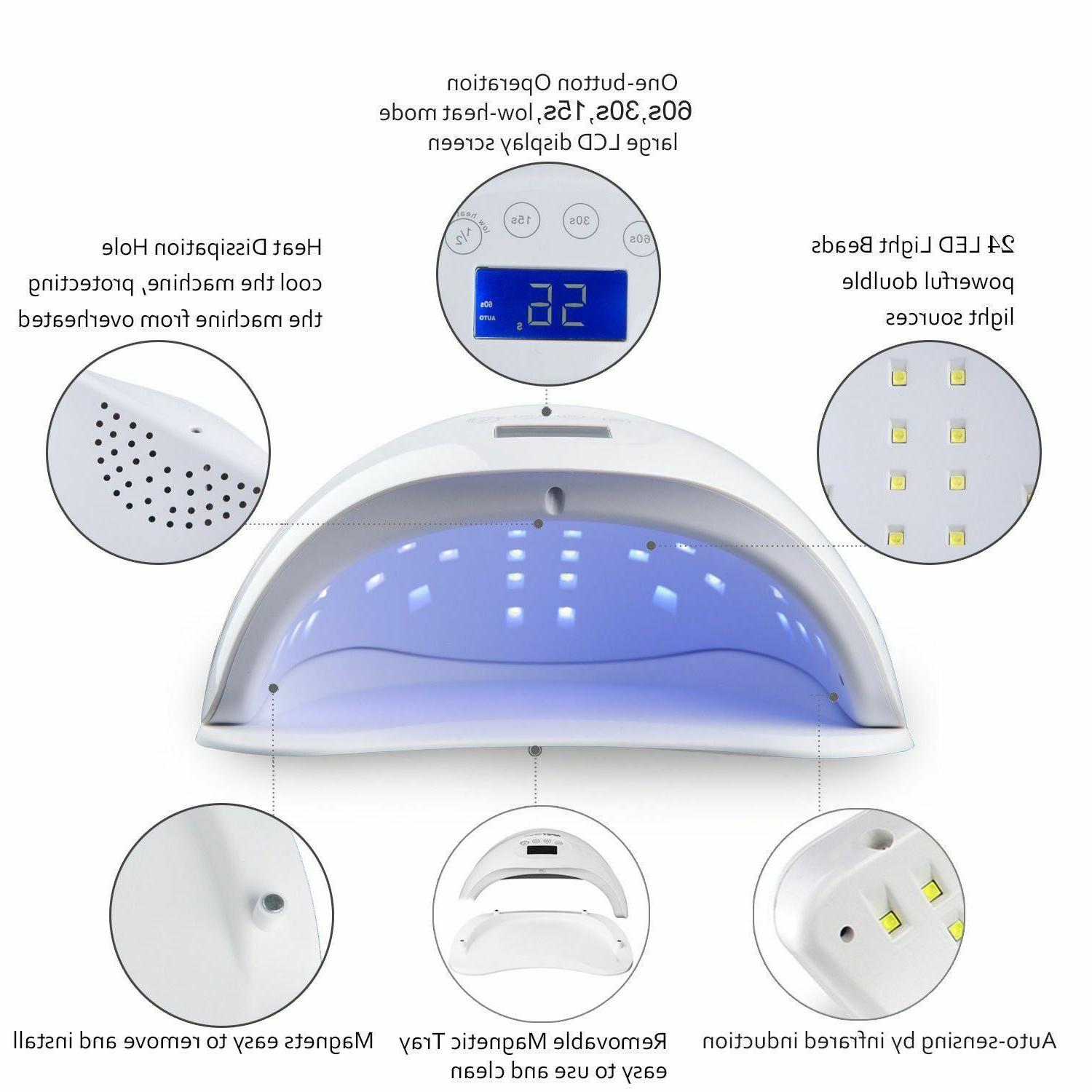 Pro Lamp 48W Curing Spa