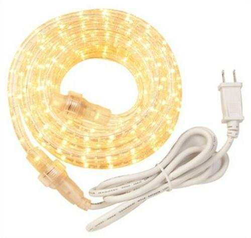 Amerelle RW6BCC 12.6W Clear 6-Feet White Rope Light Kit