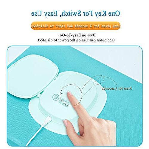 Foldable Toy Toy Sterilizer Toys, and