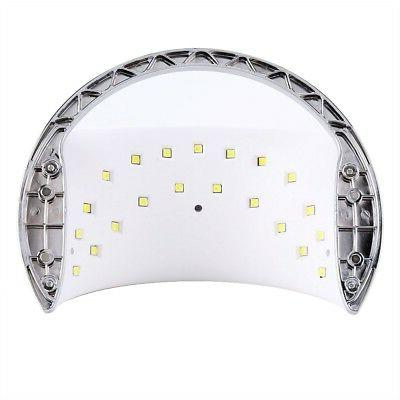 SUNUV 48W LED UV Nail Lamp Led Nail Dryer