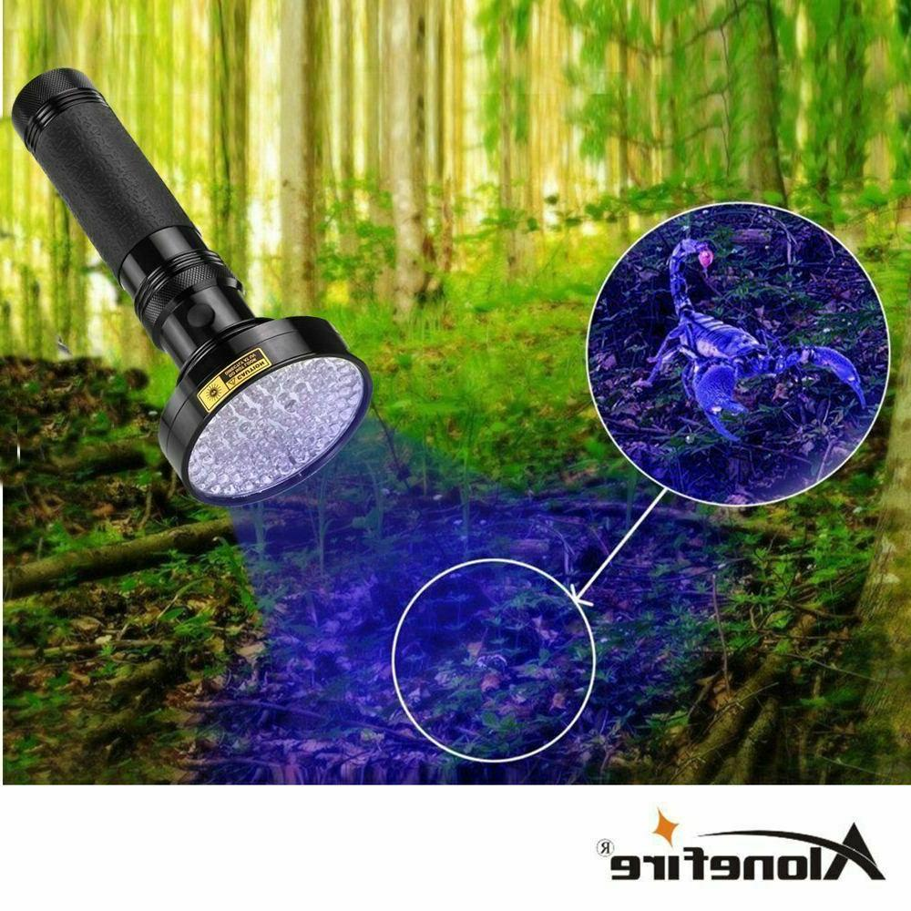 Super UV Light Flashlight Torch Money Lamp
